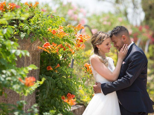 Le mariage de Jeremy et Chloe  à Le Luc, Var 48