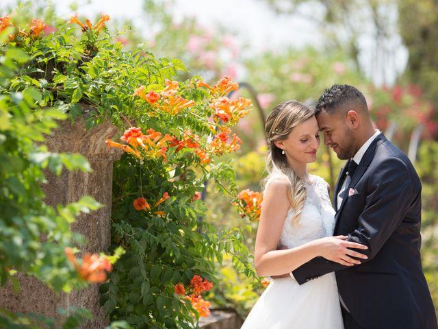 Le mariage de Jeremy et Chloe  à Le Luc, Var 49