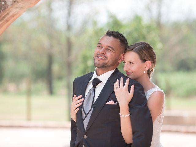 Le mariage de Jeremy et Chloe  à Le Luc, Var 50