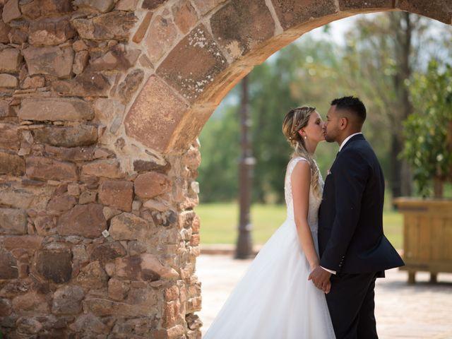 Le mariage de Jeremy et Chloe  à Le Luc, Var 51
