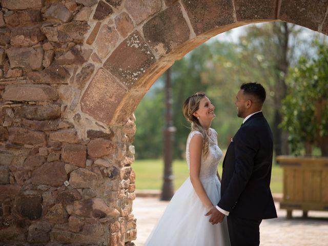 Le mariage de Jeremy et Chloe  à Le Luc, Var 52