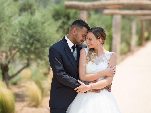Le mariage de Jeremy et Chloe  à Le Luc, Var 55