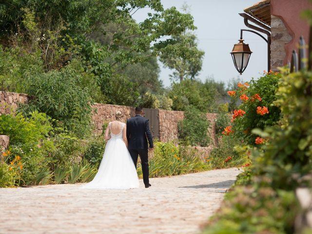 Le mariage de Jeremy et Chloe  à Le Luc, Var 56