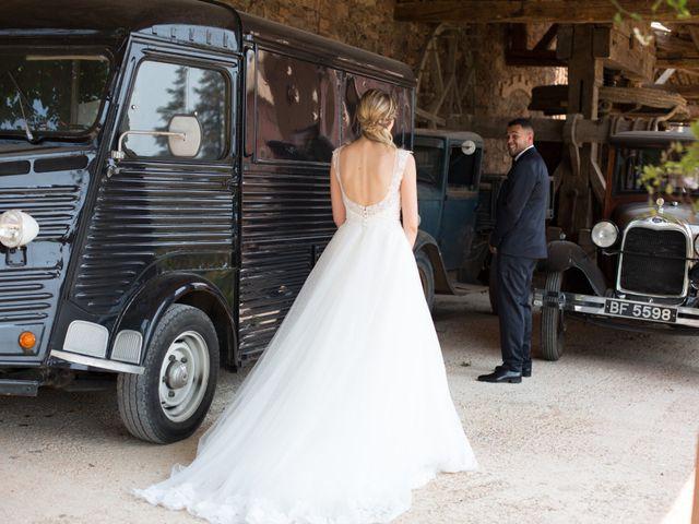 Le mariage de Jeremy et Chloe  à Le Luc, Var 58