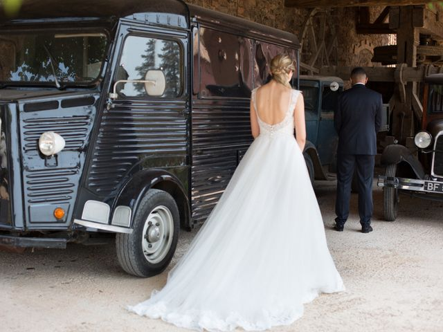 Le mariage de Jeremy et Chloe  à Le Luc, Var 59