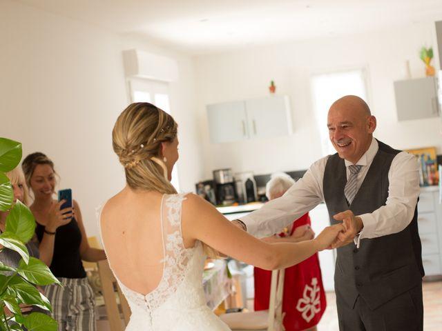 Le mariage de Jeremy et Chloe  à Le Luc, Var 61