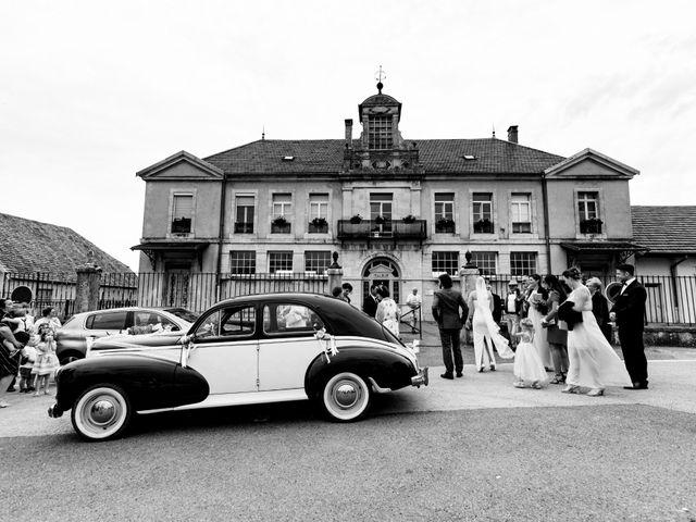 Le mariage de Maxime et Morgane à Nancray, Doubs 8