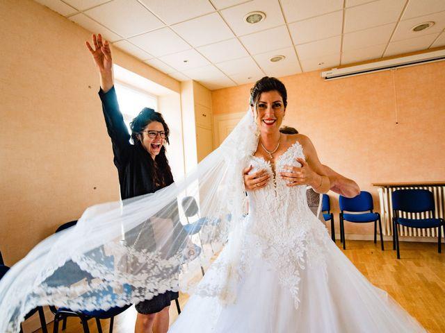 Le mariage de Maxime et Morgane à Nancray, Doubs 9