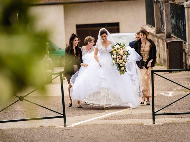 Le mariage de Maxime et Morgane à Nancray, Doubs 11