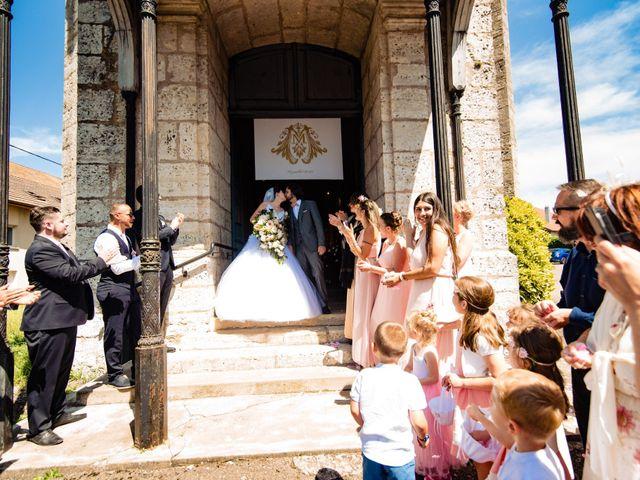 Le mariage de Maxime et Morgane à Nancray, Doubs 13