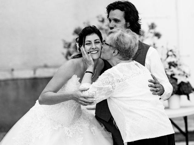 Le mariage de Maxime et Morgane à Nancray, Doubs 17