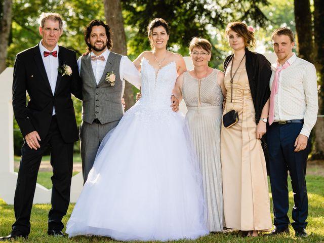 Le mariage de Maxime et Morgane à Nancray, Doubs 18