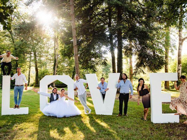 Le mariage de Maxime et Morgane à Nancray, Doubs 23