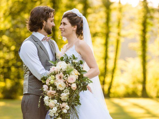 Le mariage de Maxime et Morgane à Nancray, Doubs 24