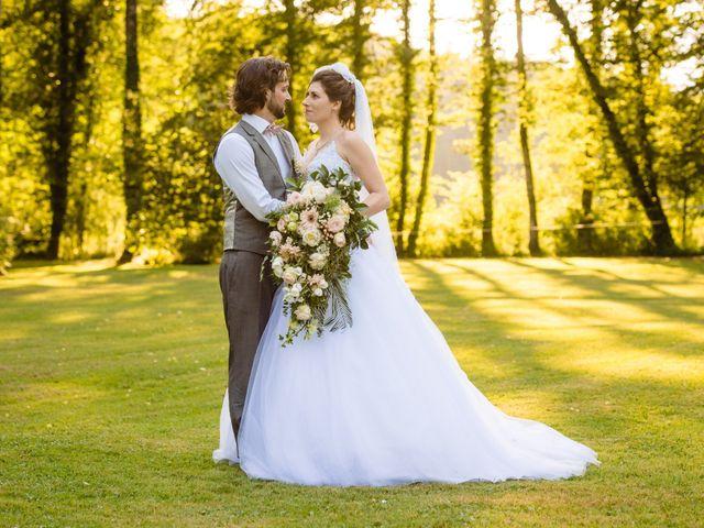 Le mariage de Maxime et Morgane à Nancray, Doubs 25