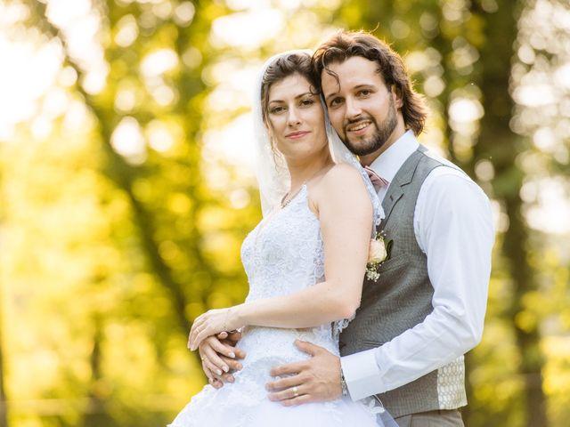 Le mariage de Maxime et Morgane à Nancray, Doubs 28