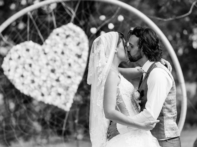 Le mariage de Maxime et Morgane à Nancray, Doubs 29