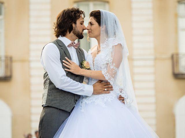 Le mariage de Maxime et Morgane à Nancray, Doubs 30