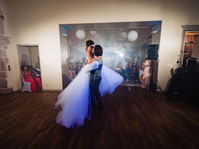 Le mariage de Maxime et Morgane à Nancray, Doubs 35