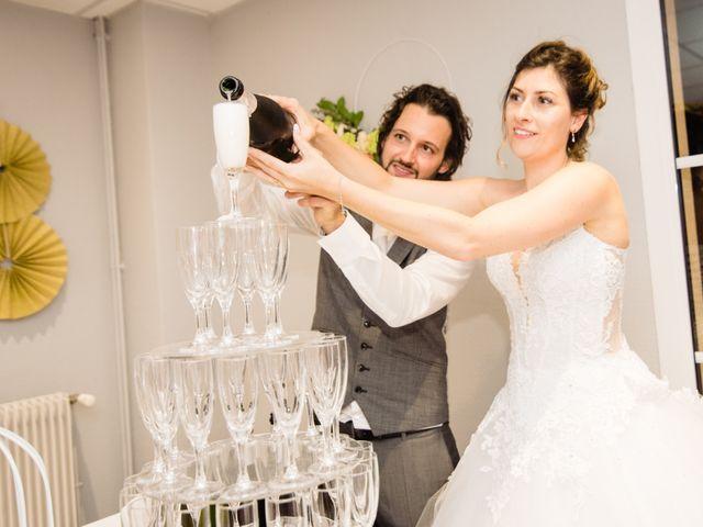 Le mariage de Maxime et Morgane à Nancray, Doubs 37