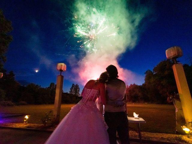 Le mariage de Maxime et Morgane à Nancray, Doubs 39