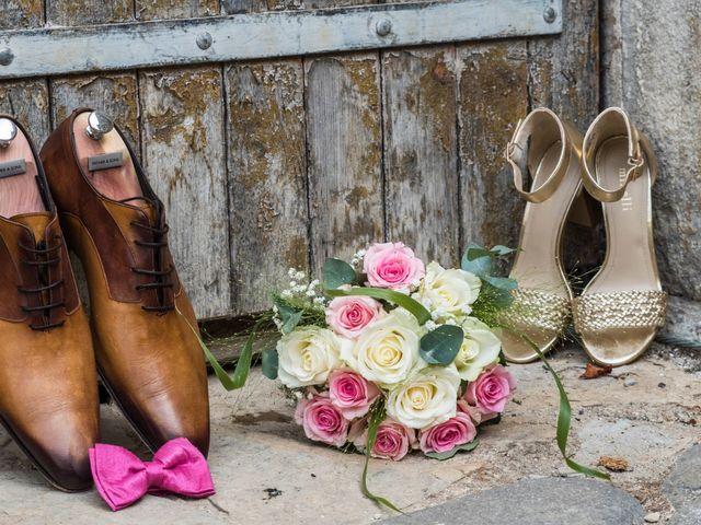 Le mariage de Geoffrey et Sonia à Lussas, Ardèche 2
