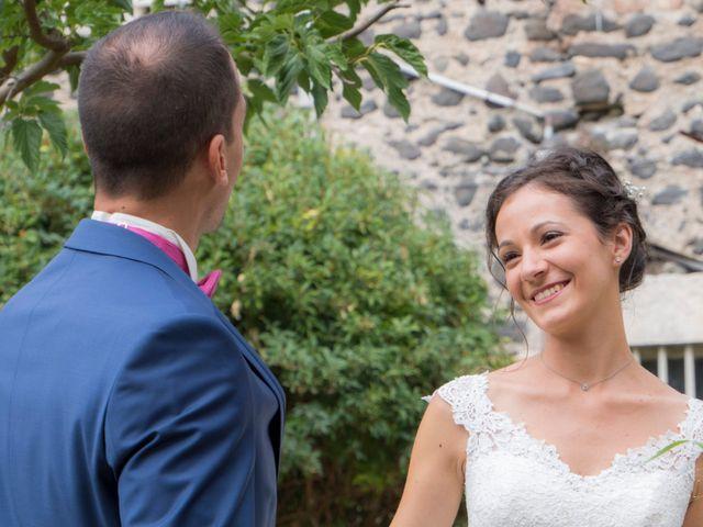 Le mariage de Geoffrey et Sonia à Lussas, Ardèche 5