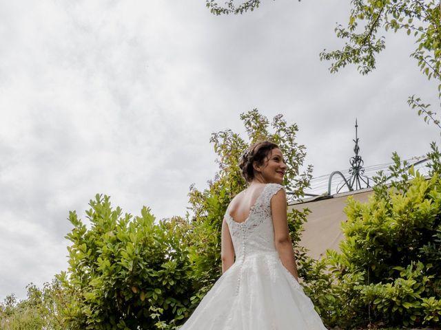 Le mariage de Geoffrey et Sonia à Lussas, Ardèche 6