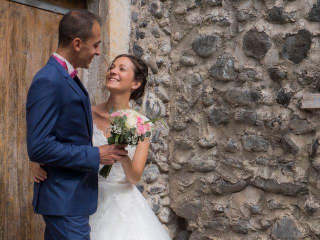 Le mariage de Geoffrey et Sonia à Lussas, Ardèche 7