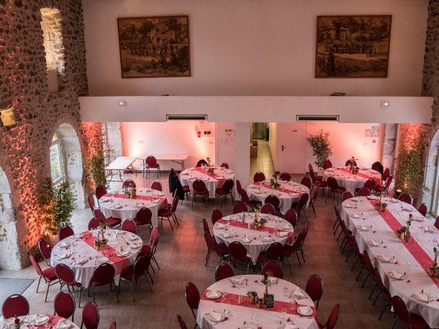 Le mariage de Geoffrey et Sonia à Lussas, Ardèche 8