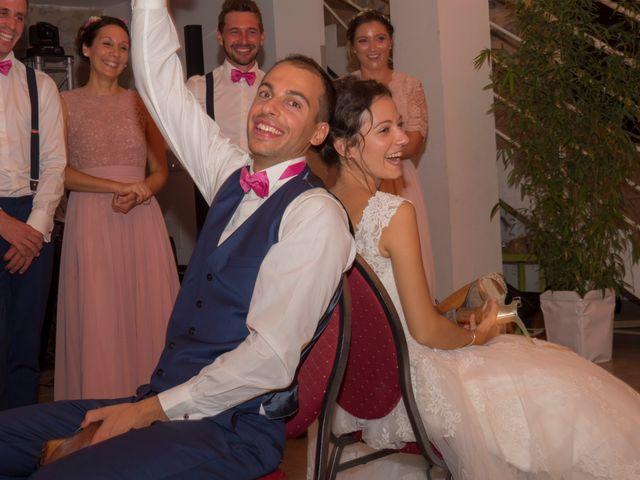 Le mariage de Geoffrey et Sonia à Lussas, Ardèche 10