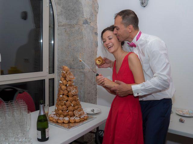 Le mariage de Geoffrey et Sonia à Lussas, Ardèche 12