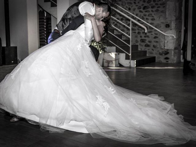Le mariage de Geoffrey et Sonia à Lussas, Ardèche 15