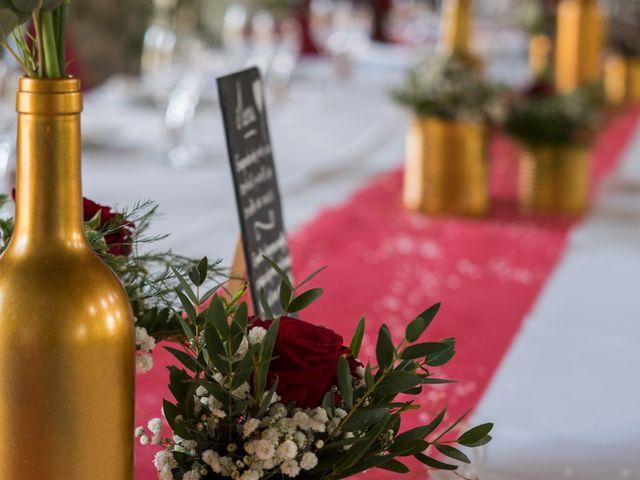 Le mariage de Geoffrey et Sonia à Lussas, Ardèche 24