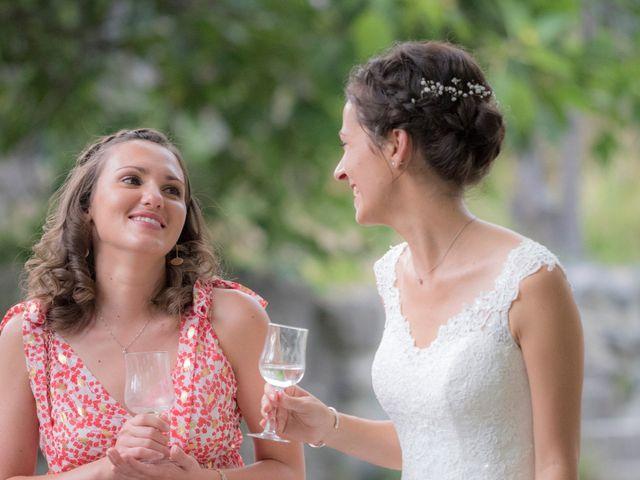 Le mariage de Geoffrey et Sonia à Lussas, Ardèche 28
