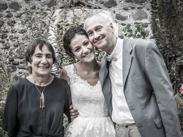Le mariage de Geoffrey et Sonia à Lussas, Ardèche 34