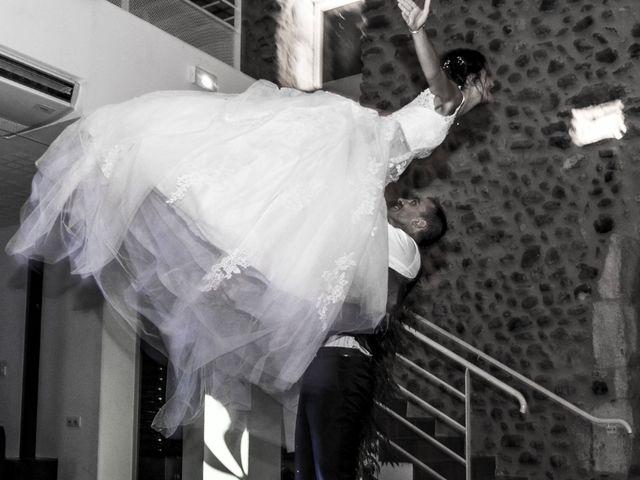 Le mariage de Geoffrey et Sonia à Lussas, Ardèche 35
