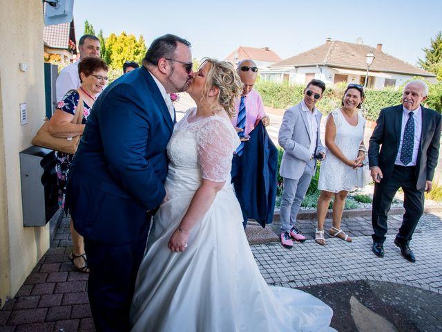 Le mariage de Vincent et Nadège à Vogelgrun, Haut Rhin 5