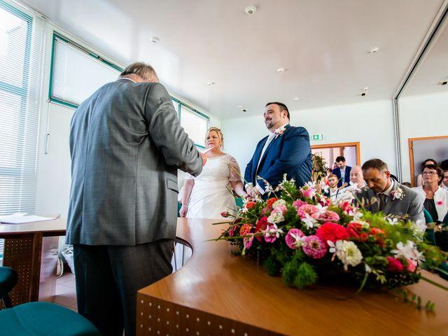 Le mariage de Vincent et Nadège à Vogelgrun, Haut Rhin 10