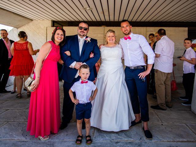 Le mariage de Vincent et Nadège à Vogelgrun, Haut Rhin 14