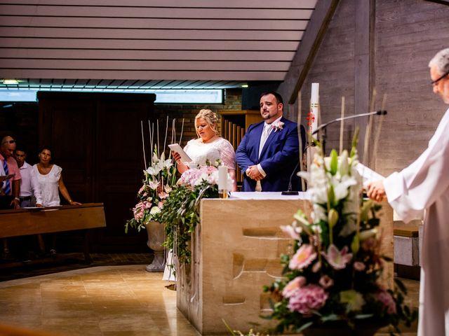 Le mariage de Vincent et Nadège à Vogelgrun, Haut Rhin 20