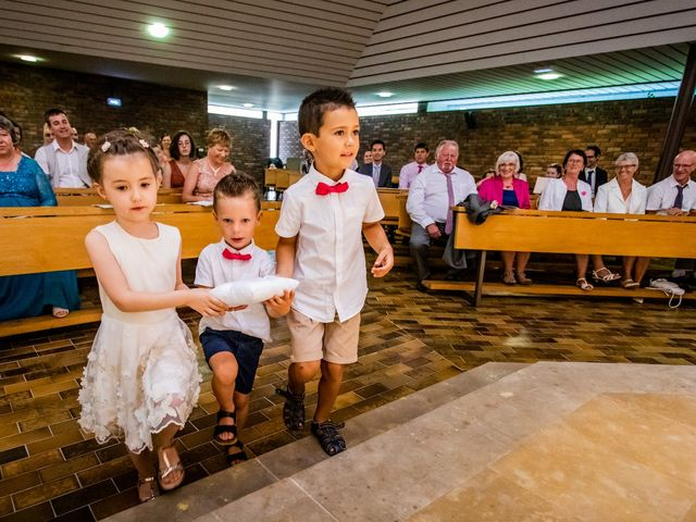 Le mariage de Vincent et Nadège à Vogelgrun, Haut Rhin 25