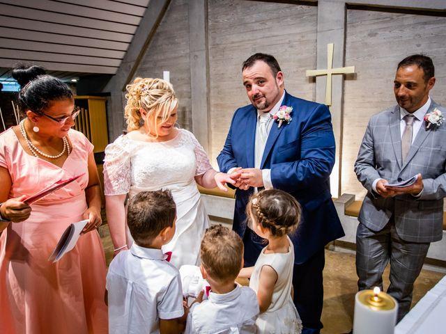 Le mariage de Vincent et Nadège à Vogelgrun, Haut Rhin 27