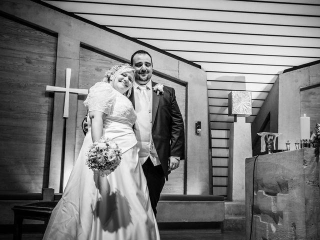 Le mariage de Vincent et Nadège à Vogelgrun, Haut Rhin 28