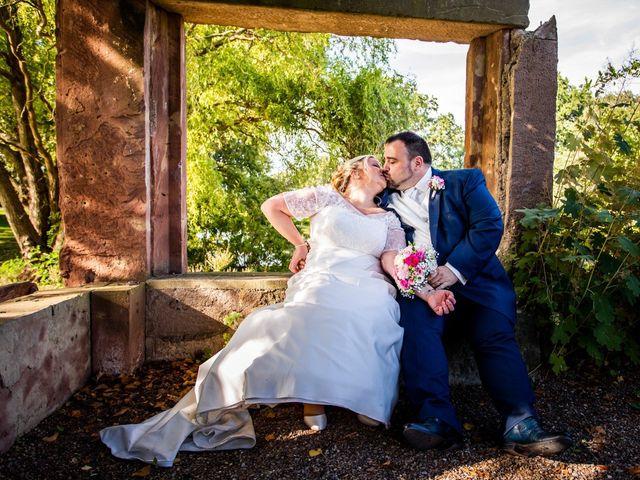 Le mariage de Vincent et Nadège à Vogelgrun, Haut Rhin 56