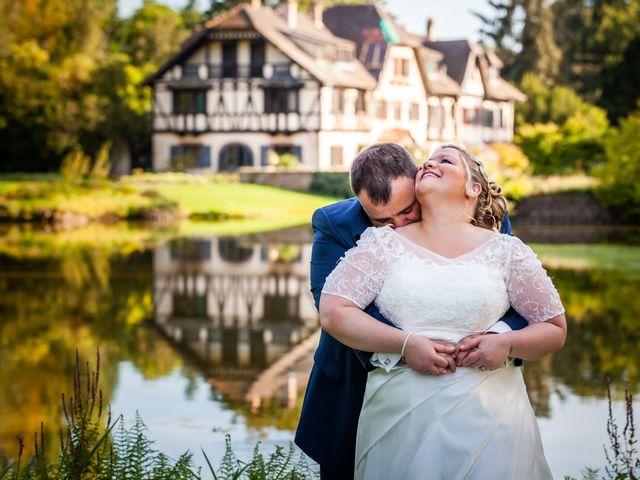 Le mariage de Vincent et Nadège à Vogelgrun, Haut Rhin 61