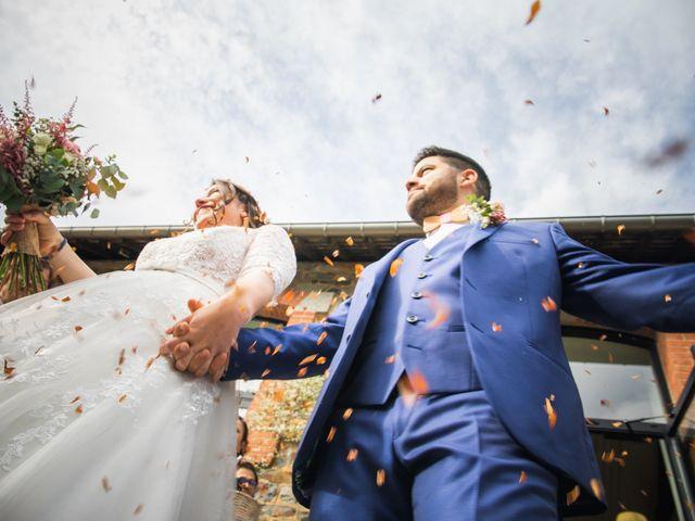 Le mariage de Xavier et Muriel à Janzé, Ille et Vilaine 1