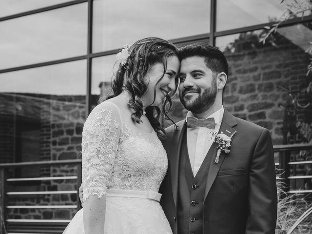 Le mariage de Xavier et Muriel à Janzé, Ille et Vilaine 23