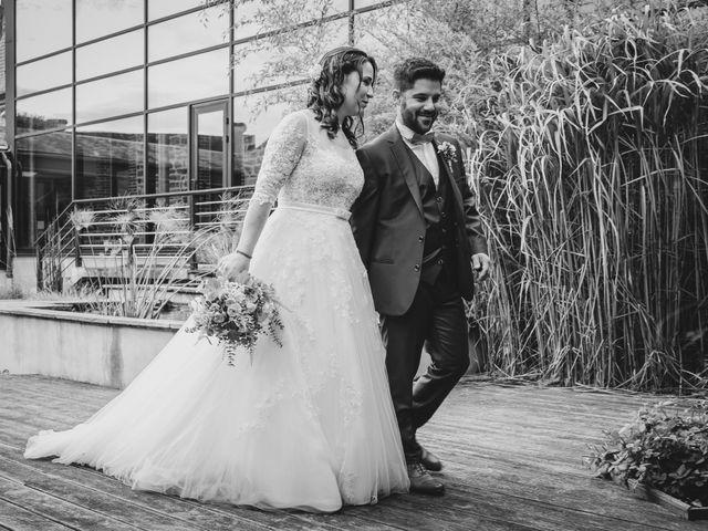 Le mariage de Muriel et Xavier