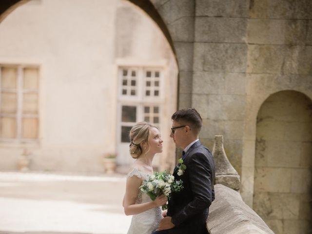 Le mariage de Gautier et Justine à Bannegon, Cher 4